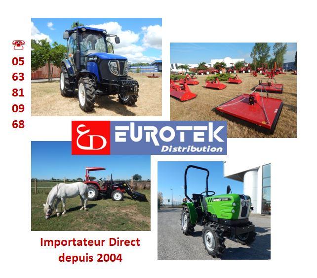 La vente de matériel agricole en ligne